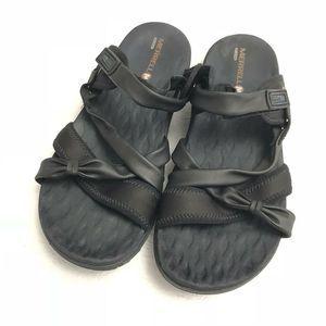 Merrell Vesper Slide Sandal Comofort Air Cushion